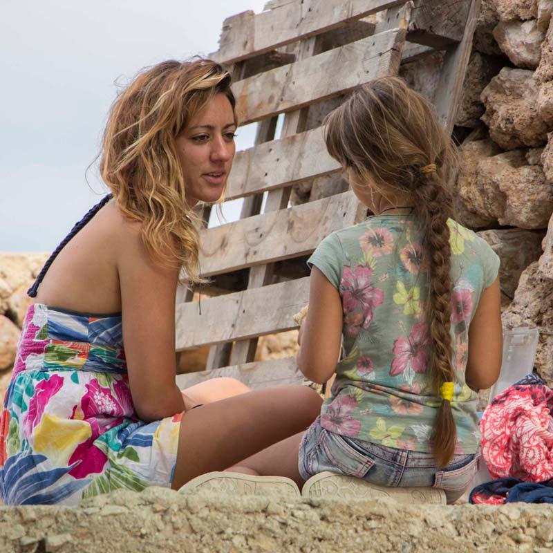 the-bubble-ngo-malta-festival-girl-woman
