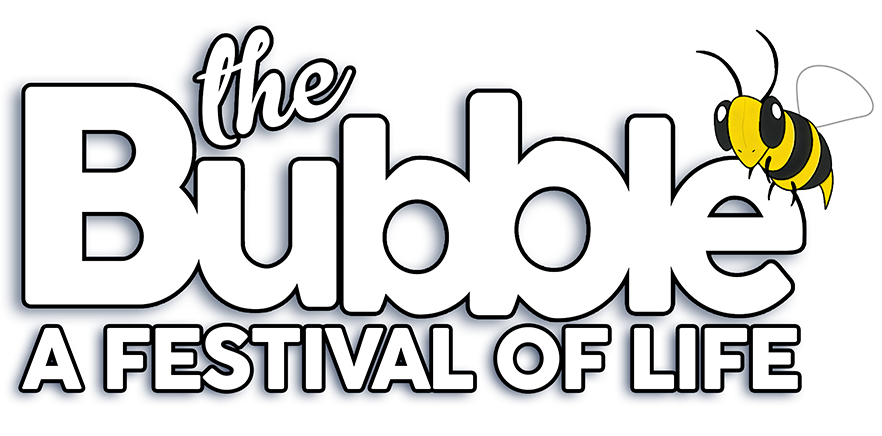 The bubble a festival of life 17 23 september bubble website 2018 main logo thecheapjerseys Choice Image